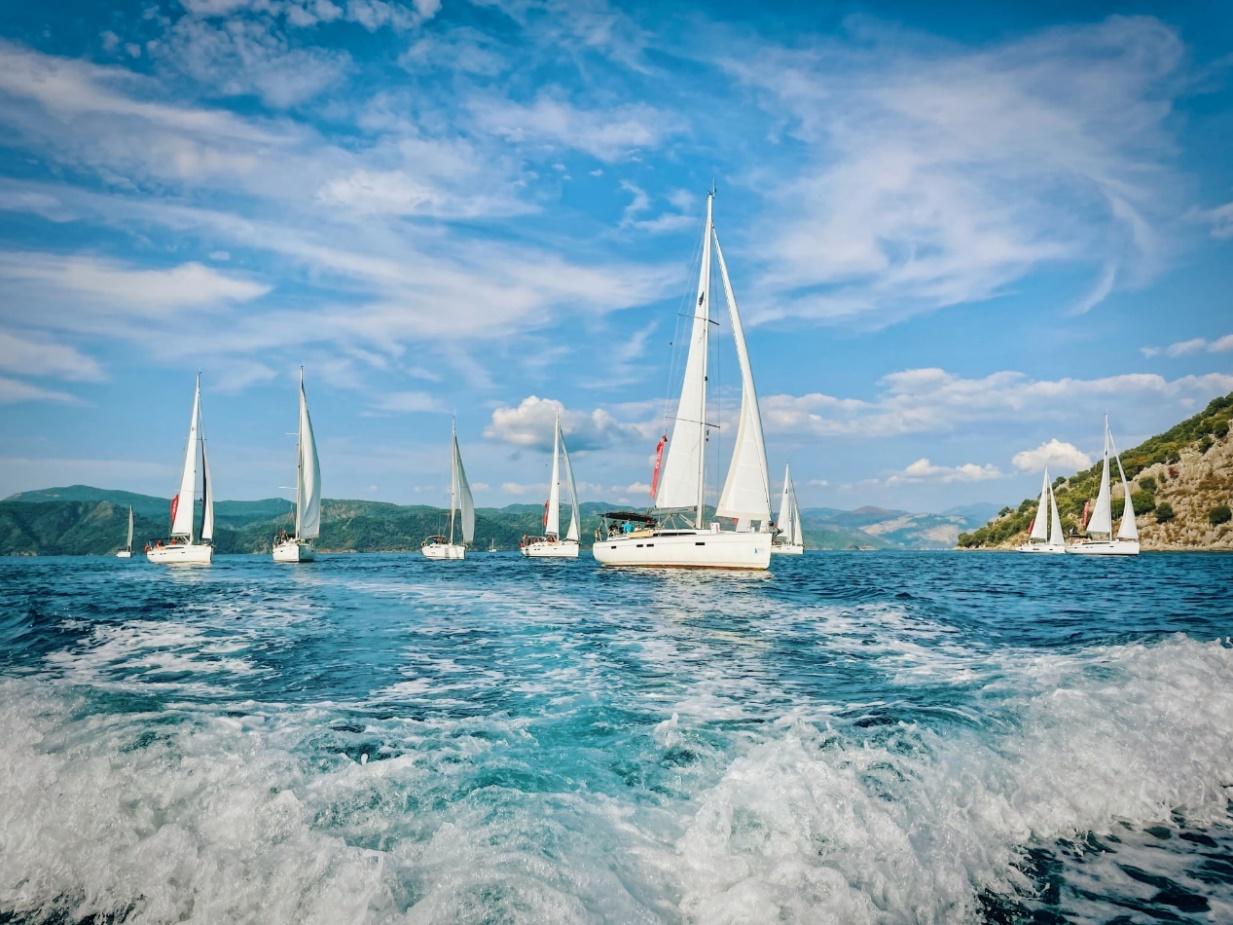 Корпоративный яхтинг в Средиземном море или наша вторая регата AFR